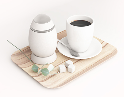 Egg Phin Coffee Filter