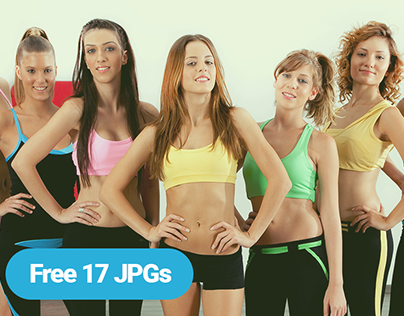 17 Free Gym girls images