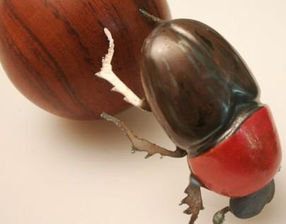 Ceramic Beetles