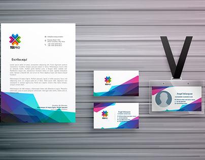 Branding básito - TextPro