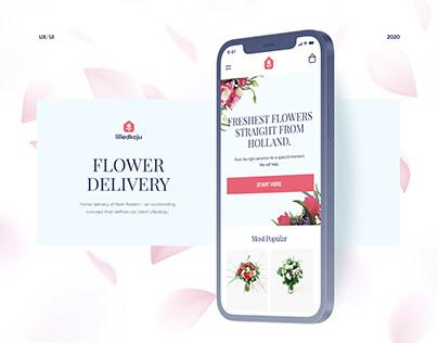 Lilledkoju - Flower Delivery (eCommerce)