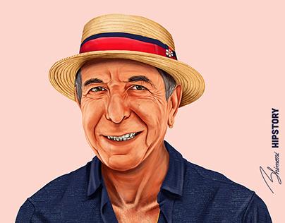 HIPSTORY Leonard Cohen