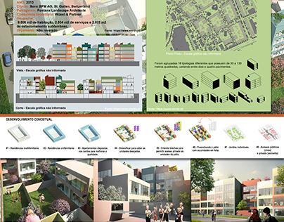 Urban Hybrid Housing by MVRDV