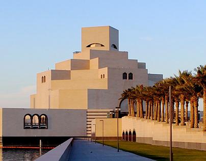 Museum of Islamic Arts I. M. Pei's