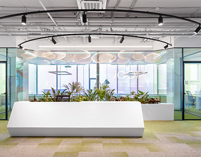 office in moscow _ V12 architects
