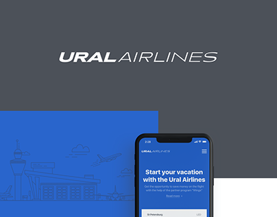 Ural Airlines — web