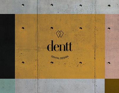 LOGO & BRANDING DESIGN for Dentt Dental Design