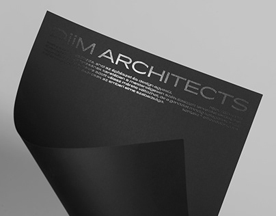 Design in Mind Architecture Identity