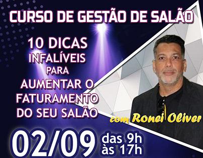 Flyer Mídia Social