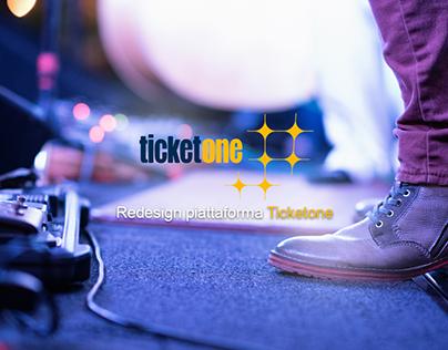 TicketOne.it - concept redesign