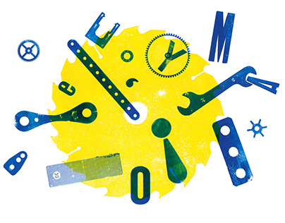 The language's mechanical