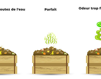 L'odeur qu'il faut pour votre compost