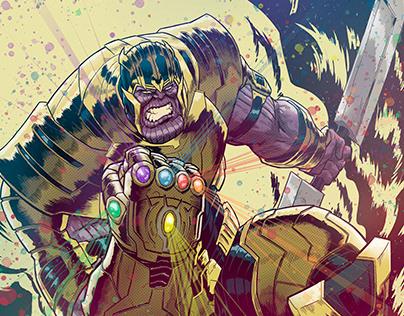 Avengers Endgame Fanarts 11-15