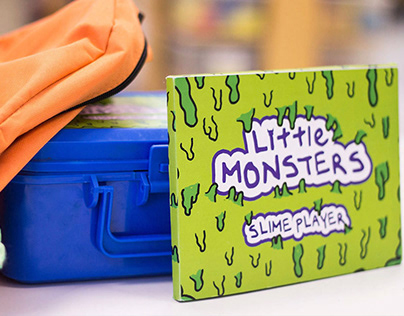 Little Monsters Brand Package / Print