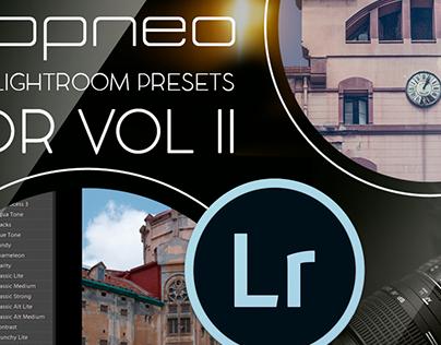 LoopNeo Lightroom Presets