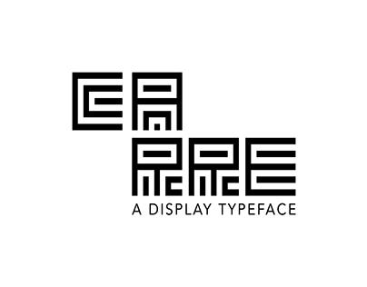 Carre - Typeface
