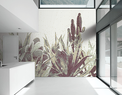 Agave Mosaic / Splash Mosaic Collection