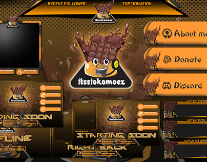 Graphics for Streamers