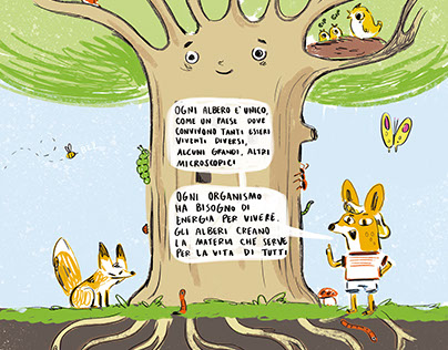 L'Albero Paese - per SanaPianta TreeClimbing