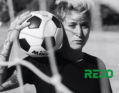 REJO - soccer field booking interface