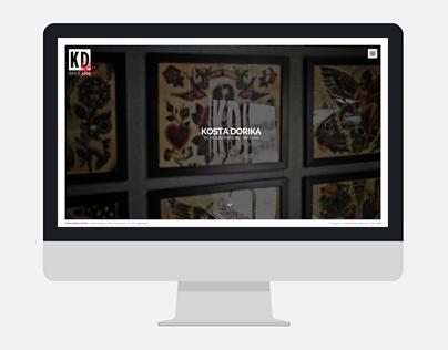 Kosta Dorika Tattoo | Website