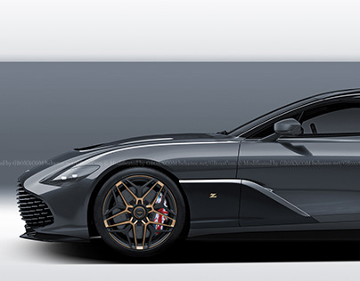 2020 Aston Martin DBS GT Zagato Shooting Brake