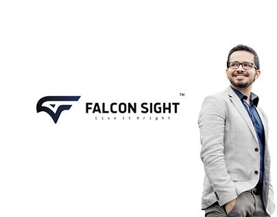 Falcon Sight | logo