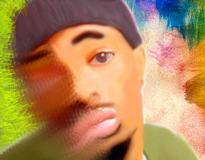Paint Portrait of Me