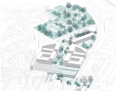 New green axis - Urban Regeneration