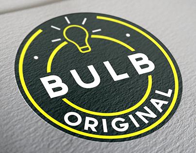"""Logo """"Bulb Original"""""""