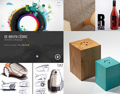 Appel offre Wallonie Design website