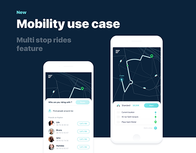 Mobility app