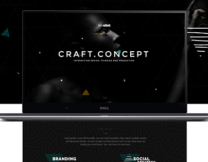 TheSilot - Landing Page