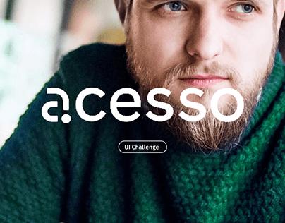 Acesso - UI Challenge