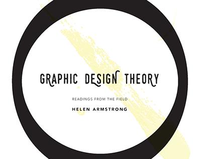 Graphic Design Theory book design