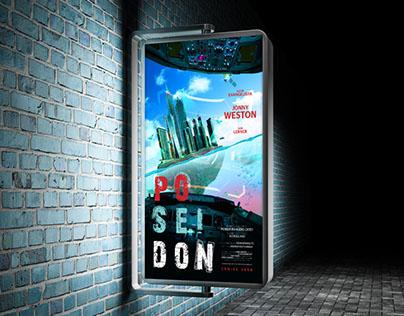 Poseidon Movie Poster Design