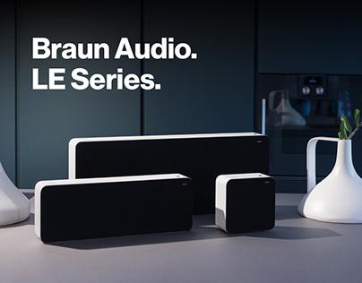Braun Audio - LE Series