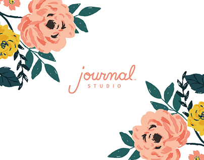 JOURNAL STUDIO PLANNERS | CRATE PAPER
