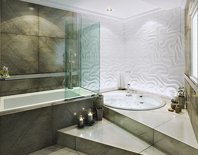 Bathroom Wall Alternatives