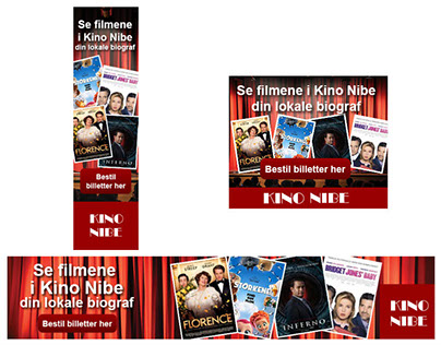 Kino Nibe - Display Banner