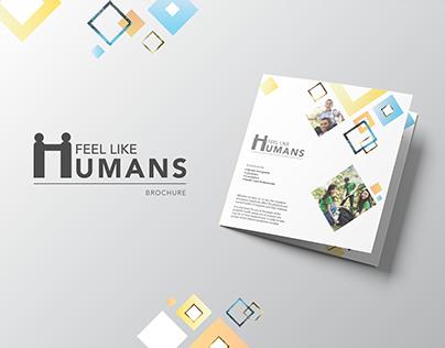 Feel Like Humans: Output 3 - Brochure