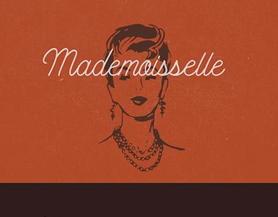 Mademoiselle Script Typeface