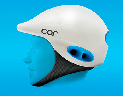 Cor Winter Cycling Helmet