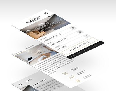 Exclusive Apartments CI + Web