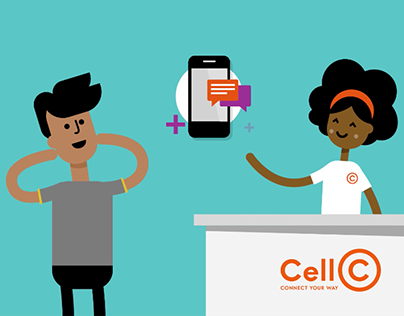 Cell C Customer First Campaign