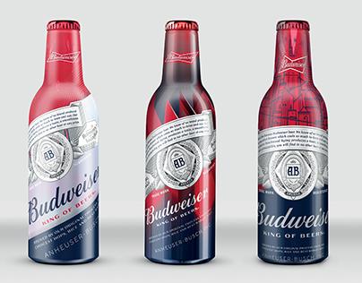 Budweiser - Glow in the dark