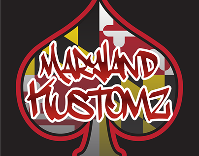 MD Kustomz Sticker Designs