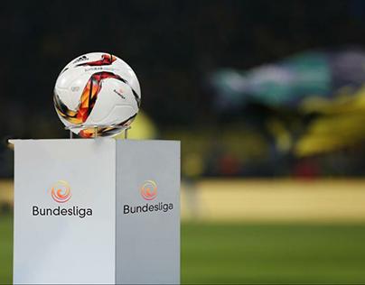 Bundesliga Re-brand