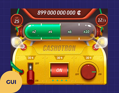 Cashotron