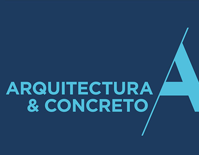 ARQUITECTURA & CONCRETO / Animated Logo